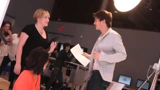 "I. Somerhalder sur son rôle de ""Model Citizen"" pour la marque Josie Maran Cosmetics"
