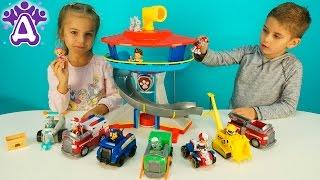 Щенячий патруль новые серии - Игрушки для детей распаковка. Видео Друзяки новые серии Все щенки