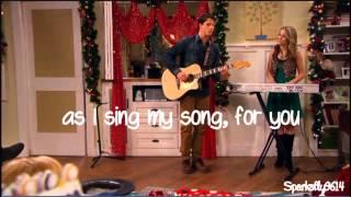 Bridgit Mendler feat. Shane Harper - My Song For You (Lyrics)