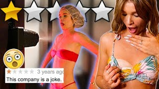 Going to the WORST Reviewed *TANNING SALON* in my City (1 STAR)