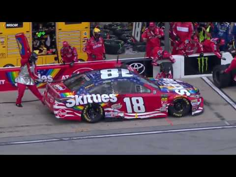 Crew Call: No. 18 team gets it done Chicago-style