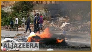 🇿🇦 South Africa protests over poverty and poor government services | Al Jazeera English