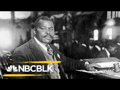 Son Of Civil Rights Icon Marcus Garvey Calls On Obama For Posthumous Pardon | NBC BLK | NBC News