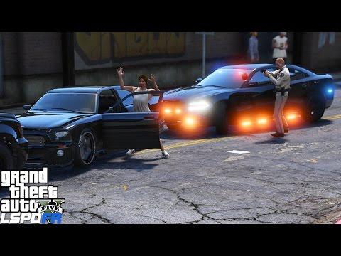 GTA V | 2014 Dodge Charger Slicktop - Paleto Bay PD [ELS