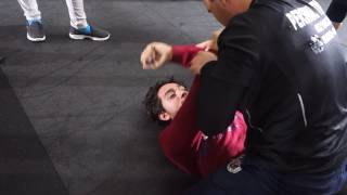 MMA skills at Wolf Pack Fitness – Ajman UAE