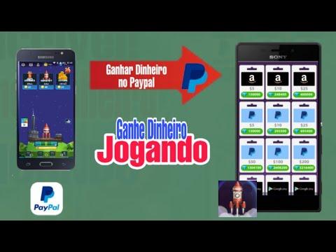 TOP APLICATIVO para  GANHAR DINHEIRO no PAYPAL e GlFT CARD JOGANDO.