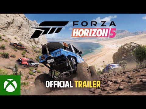 Видео № 2 из игры Forza Horizon 5 [Xbox]