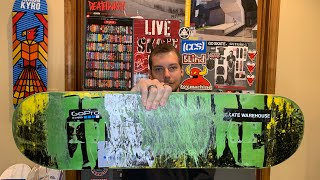 Creature Skateboard Review