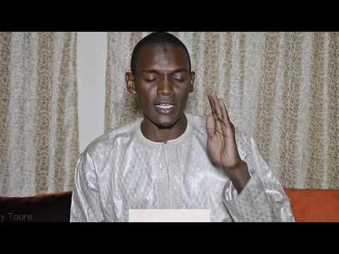 Quran Recitation by Mouhamad Hady Toure | Maratib Alqira'a / Troisième