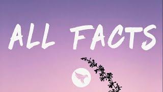 G Eazy   All Facts (Lyrics) Ft. Ty Dolla $ign