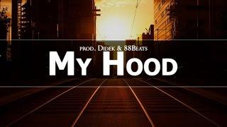 Dope Hip Hop Beat Storytelling Rap Instrumental feat. Didek Beats - My Hood  ( Free Beat )