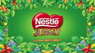 Nestlé #ElRetornoDeNestléJungly  anuncio