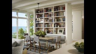 Dividing A Large Living Room Idea - Large Living Room Decor Interior Design Idea