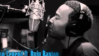 John Legend ft. Buju Banton - Cant Be My Lover (hq)