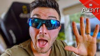 These Optishokz Sunglasses have a BONE CHILLING Secret!