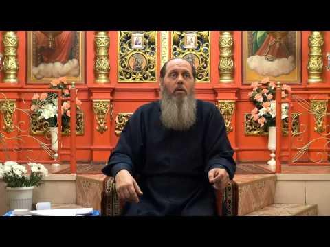 О поминовении усопших на 3, 9, 40 день (Прот. Владимир Головин, г. Болгар)