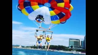 Летаем на воздушном шаре )