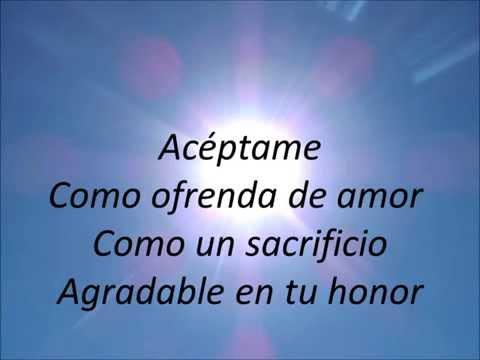 "Tal como soy ""Jesús Adrián Romero"" (Letra)"