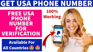 How To Get Free USA Phone Number For Verification 2021 🔥 For SMS Verification | Nepal