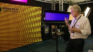 CINEC 2016 - KINO FLO- FRIEDER HOCHHEIM - VIDEO NEWS BY STEFANO SPITI AIC IMAGO