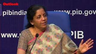 Finance Minister Nirmala Sitharaman Announces Merger Of Several Public Sector Banks
