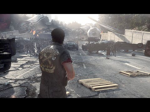 Gameplay de Dead Rising 3 Apocalypse Edition