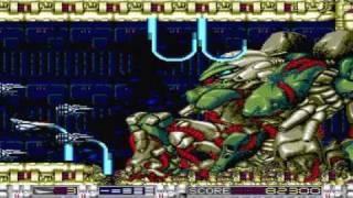 Aldynes [オルディネス] Game Sample -- SuperGrafx
