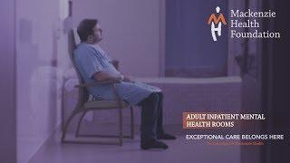 Adult Inpatient Mental Health Rooms  (360° Video)
