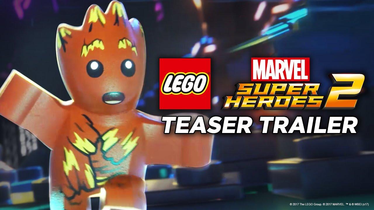 Trailer di LEGO Marvel Super Heroes 2