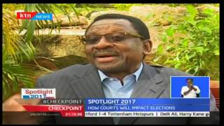Check Point: Spotlight 2017; electoral laws amendment act take a turn on the 9th of January