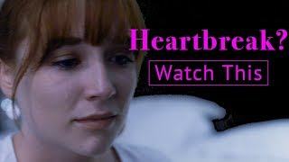 When You Feel Alone After Heartbreak (3 Secrets To Moving On)... (Matthew Hussey, Get The Guy)