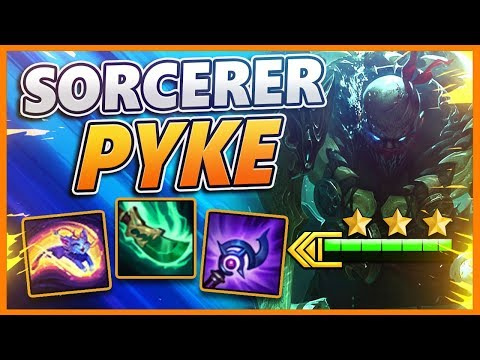 *DOUBLE MANA*  STUNS EVERY SECOND (6 SORCERER PYKE) - BunnyFuFuu