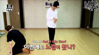 [ENG] 150602 [BTS in NAVER STAR CAST] BTS' Lucky Draw - EP 3 (Hide and Seek)