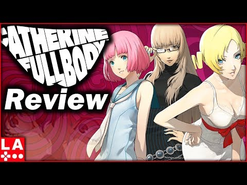Catherine: Full Body Review | PlayStation 4 video thumbnail