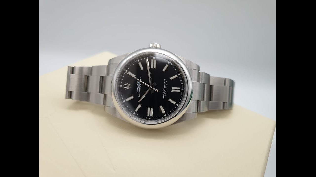 Rolex Oyster Perpetual 41 mm 124300