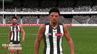 AFL Evolution #1
