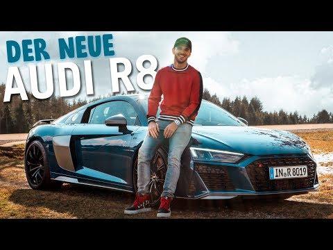 Der neue AUDI R8 | V10 Performance quattro mit 620 PS | Daniel Abt