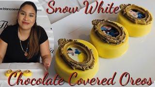 CHOCOLATE COVERED OREOS TUTORIAL