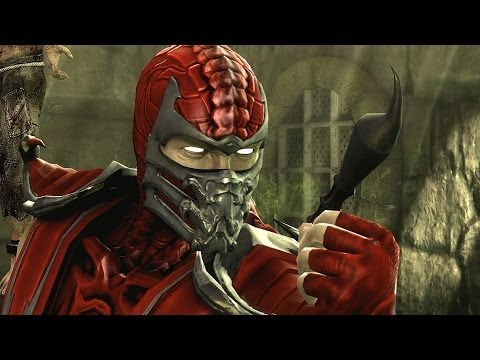 Mortal Kombat Komplete PC Red Scorpion Ladder