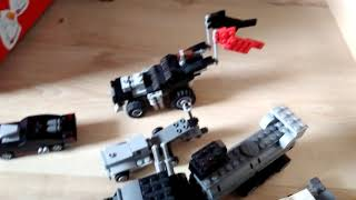 LEGO Mad Max cars collection
