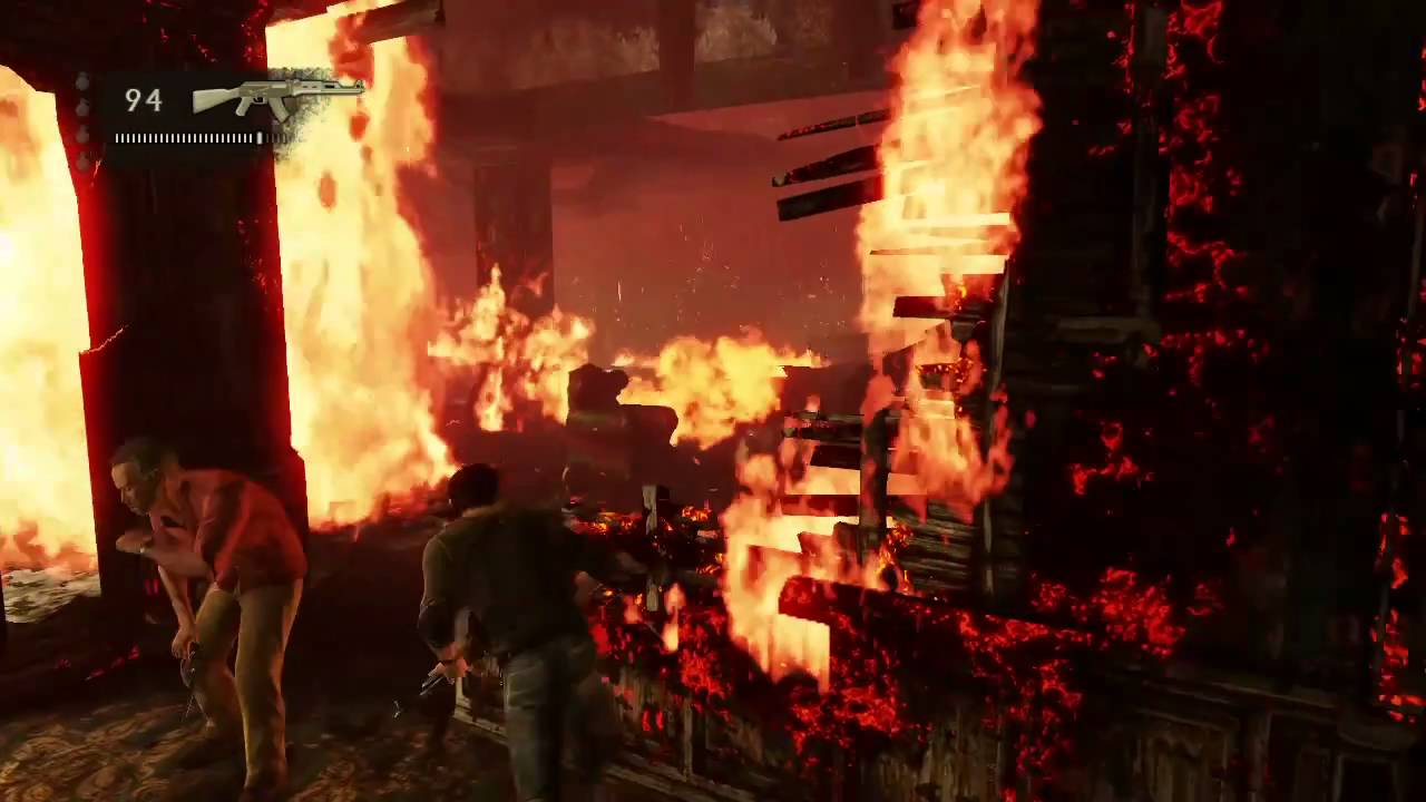 New Uncharted 3 Gameplay Videos Are On Fire