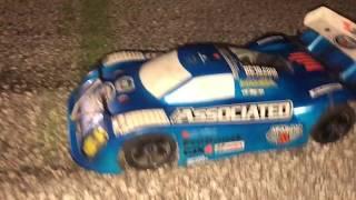 Test 'N Tune 132ft RC Drag Racing