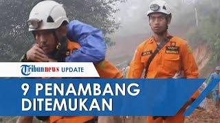 9 Penambang Emas Ditemukan Selamat Setelah Terjebak Longsor di Banten