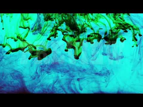 Abstract Colorful Ink Paint Drops Splash in Underwater 30
