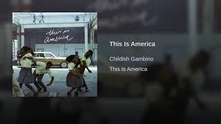 Childish Gambino   This Is America (Clean Version)