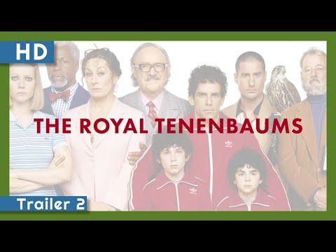 The Royal Tenenbaums Movie Trailer
