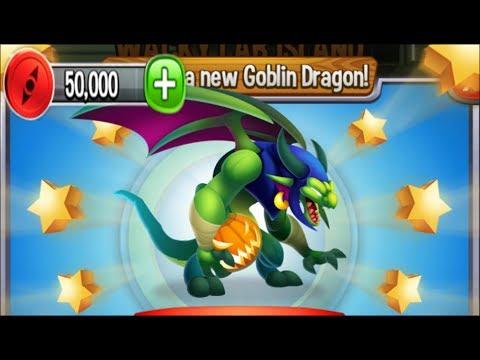 Dragon City - Goblin Dragon [Wackylab Island | Walkthrough Completed 2017]