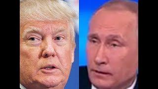 А.Векслер: Кто сталкивает лбами Путина и Трампа?
