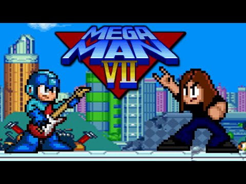 Megaman 11 music mod -even cutscenes- (music from various