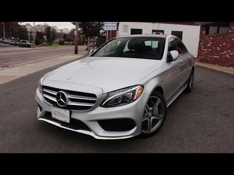 2015 Mercedes Benz C300 4Matic Review - Start Up, Revs, And Walk Around Mp3
